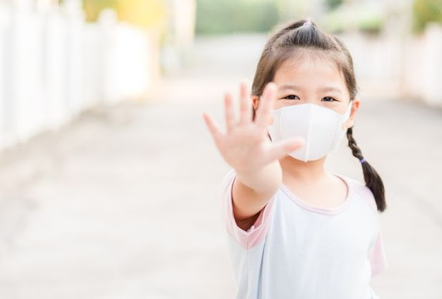 Yuk Simak 6 Tips Memilih Print Masker untuk Anak