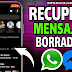 😱📲RECUPERA TODO!! MENSAJES ELIMINADOS DE WHATSAPP Y MESSEENGER 100% SEGURO!!
