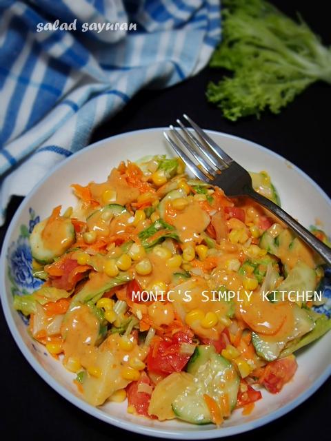 resep salad sayuran