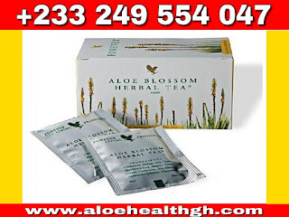 forever aloe herbal blossom tea from (forever-living-products) is a unique blend of aloe vera and 15 different herbs and spices which produce a delightful low calorie natural health drink.