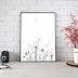 Floral Doodle Art