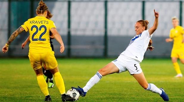 Εθνική Γυναικών: Ελλάδα-Ουκρανία 0-4