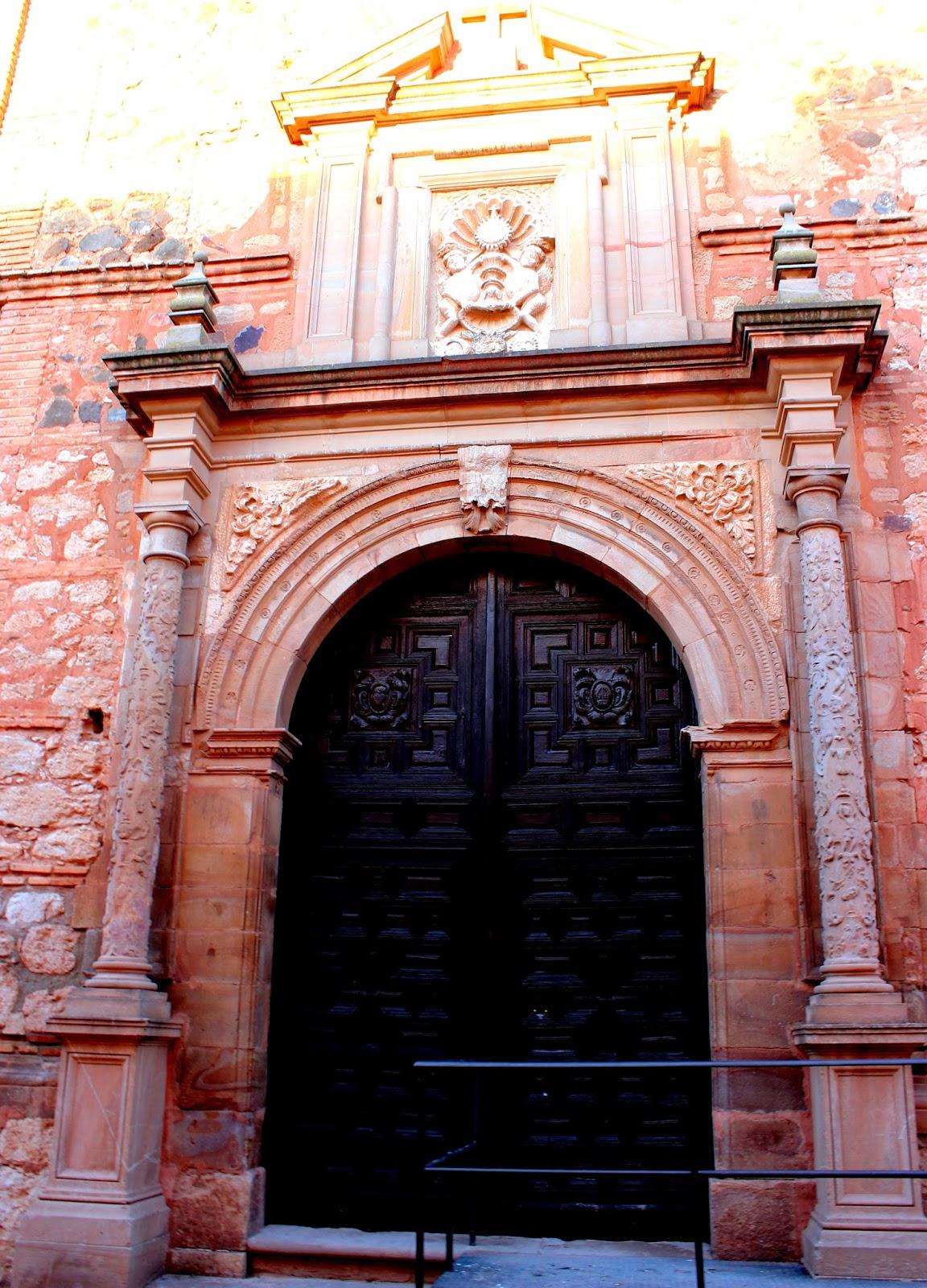 Iglesia de San Agustín en Almagro