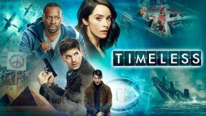 Download Timeless Season 1 480p HDTV All Episodes