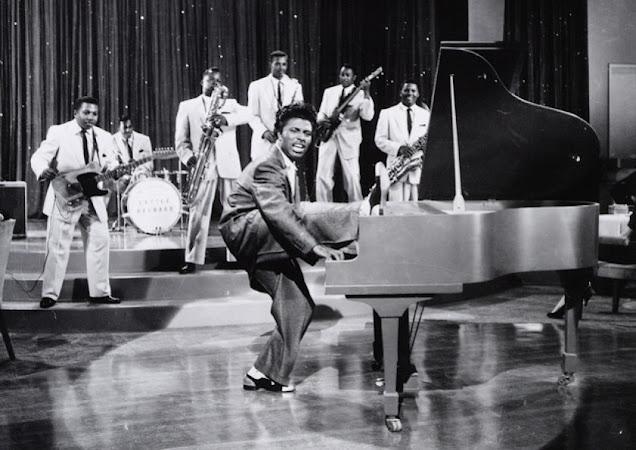 Little Richard: Rey y Reina del Rock'n'Roll