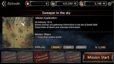 Download Air Battle World War Mod Apk V1.0.15 (Unlimited Coin)