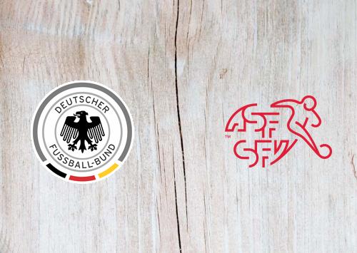 Germany vs Switzerland -Highlights 13 October 2020