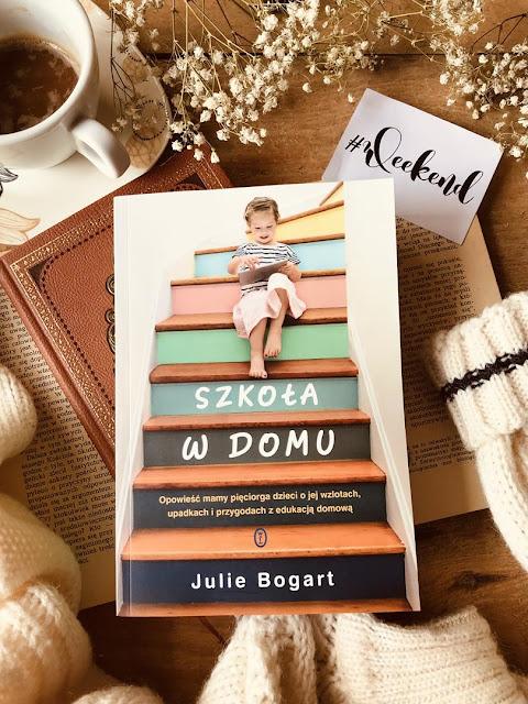 Julie Bogart, Szkoła w domu