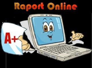 contoh raport online 2020