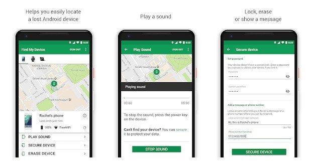 10 Aplikasi Find My Phone Terbaik Untuk Smartphone Android