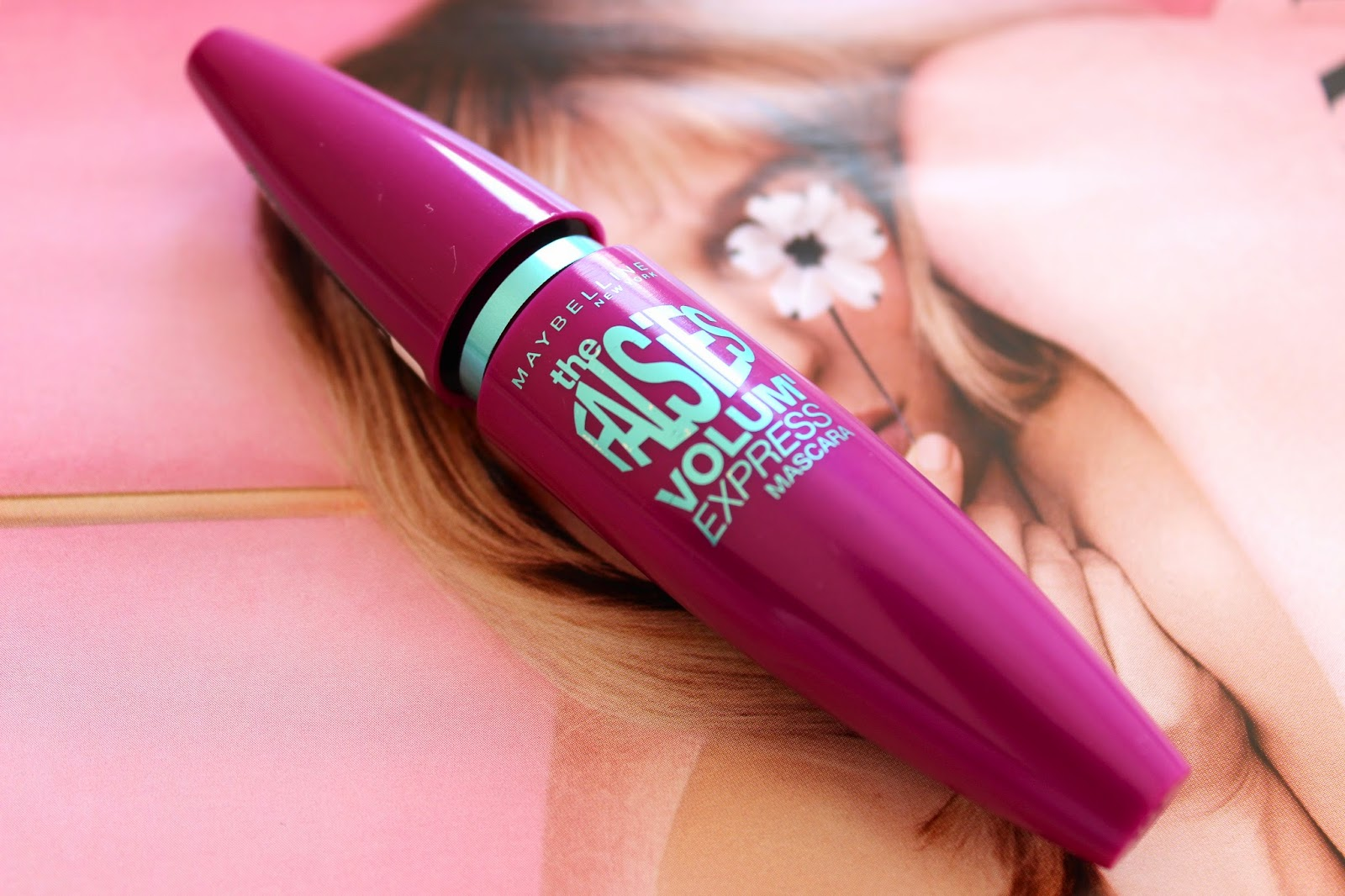 Maybelline The Falsies Mascara review blog girl culture rosy cherrington volum express