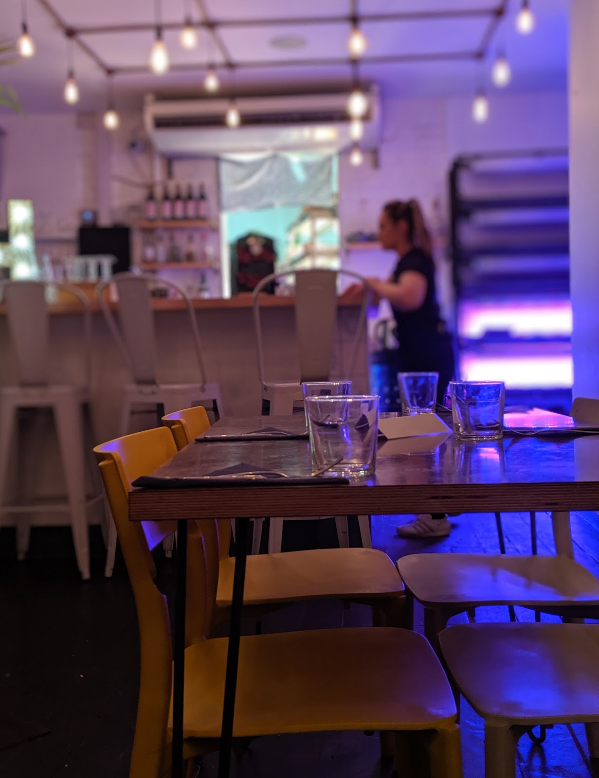 10 Reasons to Visit Harissa Kitchen, Newcastle  - dining area