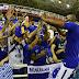 Sada Cruzeiro faz a festa, após vencer Vôlei Renata pela Superliga Masculina de Vôlei