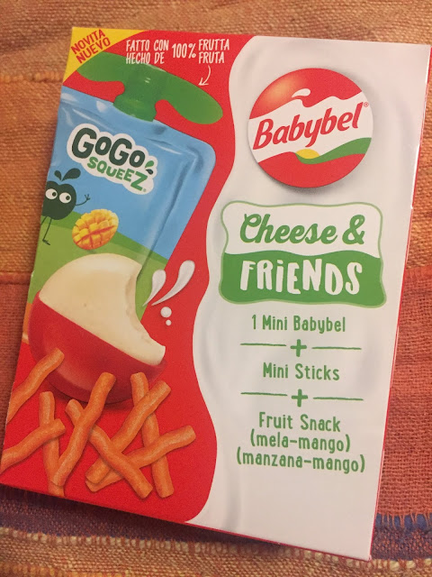 Babybel Cheese and friends