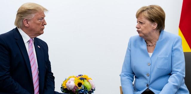 Orang Jerman Lebih Takut Pada Kebijakan Trump Daripada Virus Corona