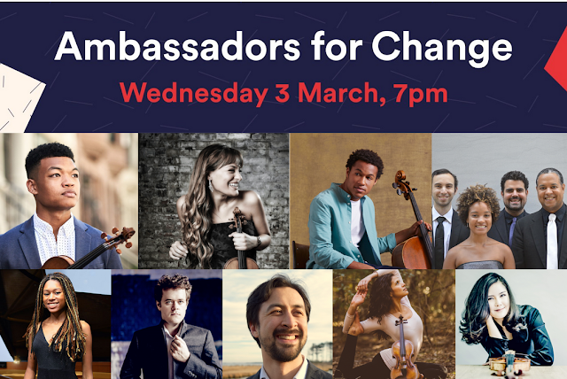 Ambassadors for Change - Music Masters