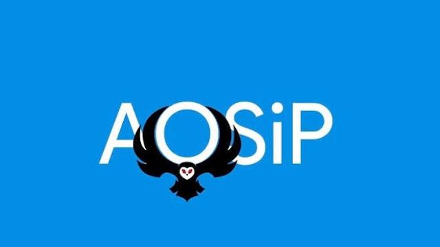 AOSIP+Rom