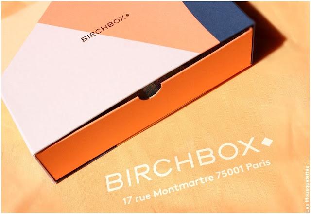 La Fabrique à box beauté Birchbox - Boutique Paris - Blog beauté