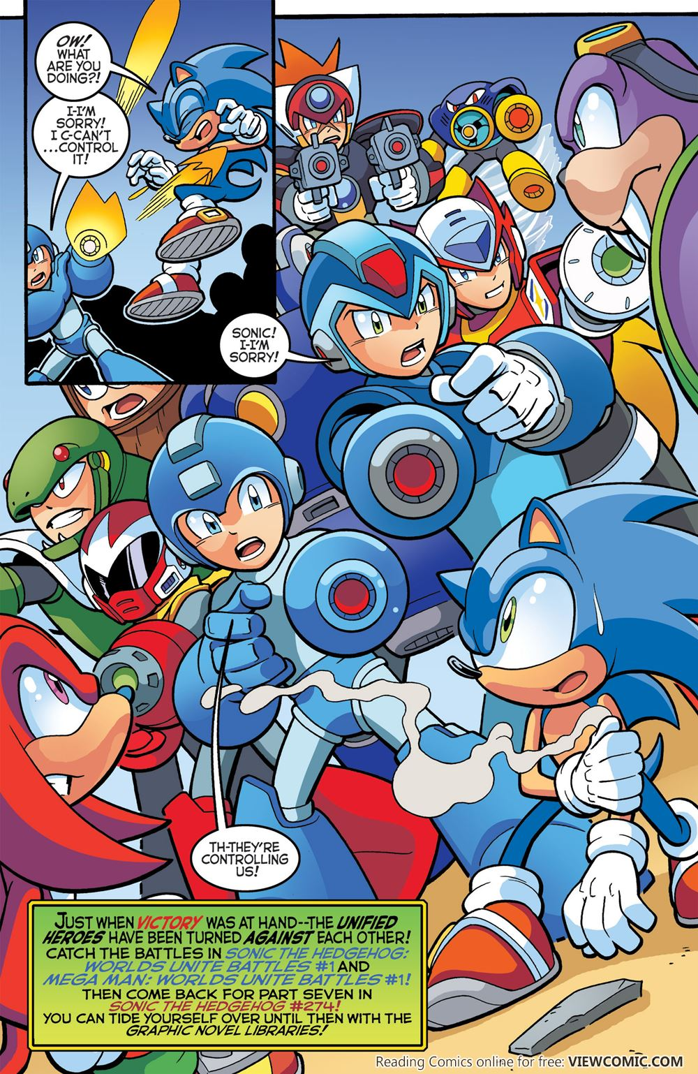 sonic boom viewcomic reading comics online for free 2018
