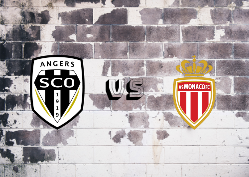 Angers vs AS Monaco  Resumen