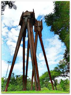 Monumento ao Marechal Castelo Branco - Parcão
