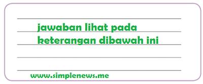 kita bantu Siti menuliskan pertanyaannya www.simplenews.me
