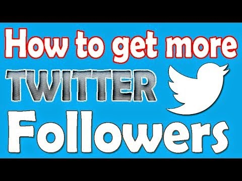Increase Unlimited Real Twitter Followers Buy Free Unlimited Real Twitter Followers amongst Video Tutorial