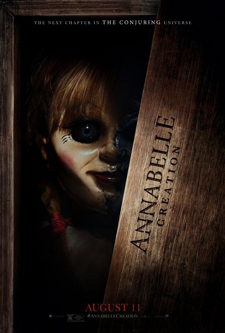 Annabelle: Creation (2017) 720p y 1080p HDRip mkv subs español