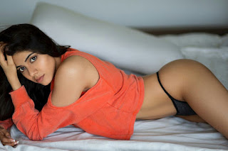 Nikki Tamboli In Thong Bikini Mind Blowing bold Pictureshoot 2