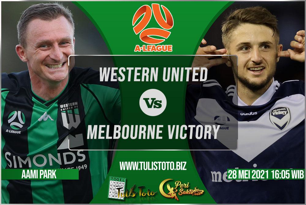 Prediksi Western United vs Melbourne Victory 28 Mei 2021