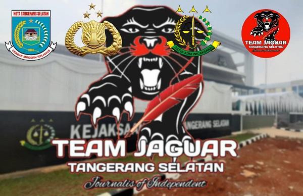 """Komunitas Jurnalis Independen """"Jaguar"""" Tangsel, Siap Kolaborasi Dengan Pemkot Tangsel, Kejari dan Jajaran TNI-Polri"""