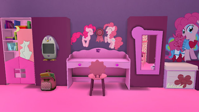 Sims  Kids Room Contains New Items