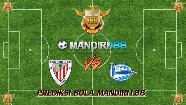 AGEN BOLA - Prediksi Athletic Bilbao vs Alaves 8 Januari 2018