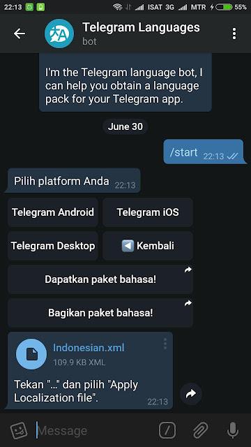 Mengunduh berkas Indonesian.xml dari bot