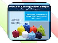 Penyedia Kantong Plastik Sampah Awet, Harga Pabrik!