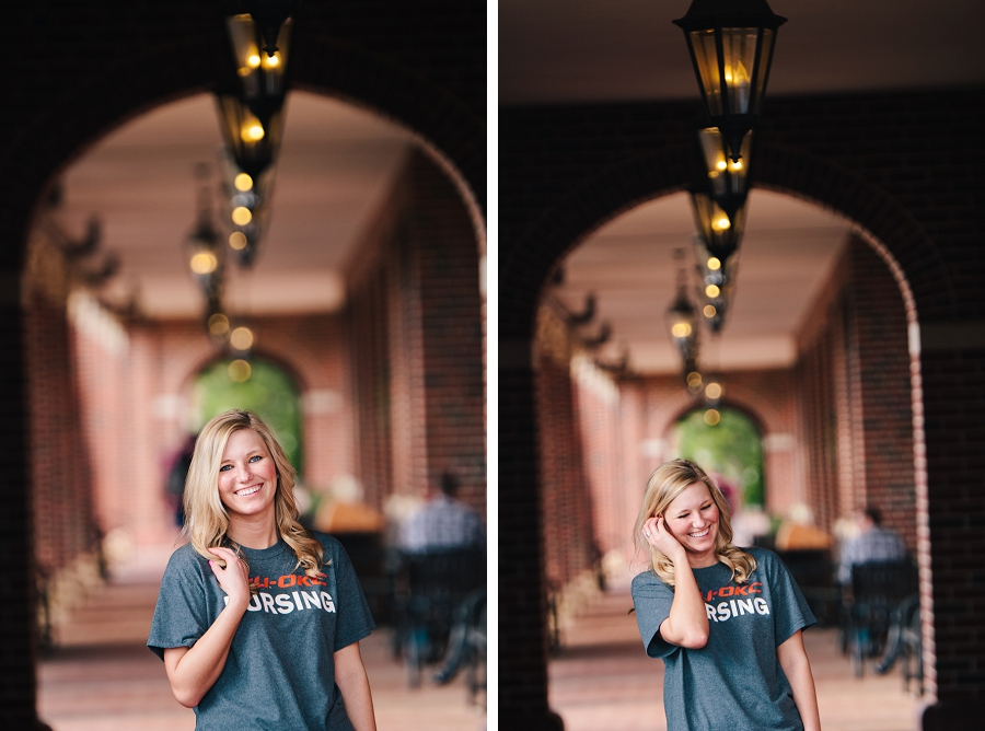 stillwater ok senior photography