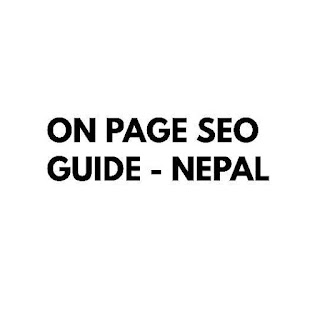 On page SEO Guide - Nepal