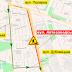 Протягом вихідних в Оболонському районі буде частково перекрито рух транспорту