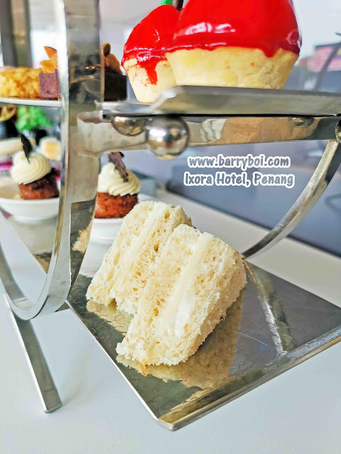 Sumptuous Afternoon Tea Set in Penang at Ixora Hotel Penang Penang Blogger Influencer