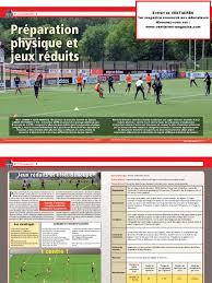 préparation physique et jeux réduits PDF