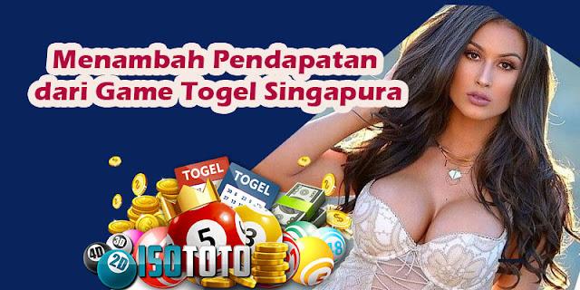 Menambah Pendapatan dari Game Togel Singapura