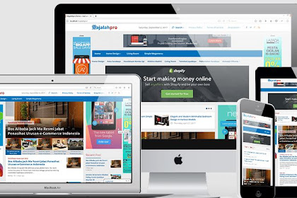 [GRATIS] Download Majalahpro News Portal Premium WordPress Theme v1.1.9