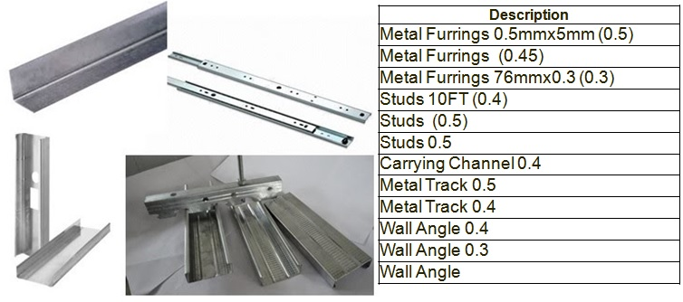 Construction Material Supplier