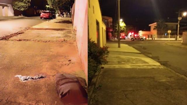 Homem é morto a tiros na frente de sua casa em Mogi Guaçu(SP)