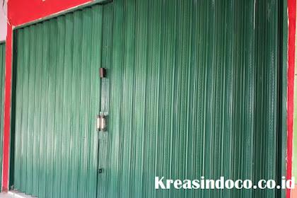 Jasa Pembuatan Pintu Foldinggate di Lampung Selatan dan Lampung Barat