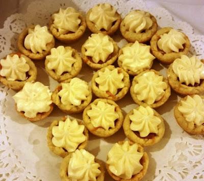 Caramel Cup Cookies