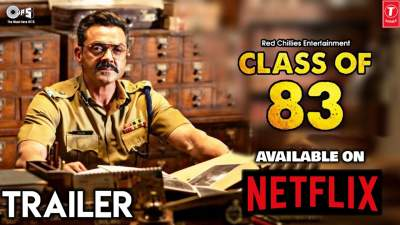 CLASS of '83 (2020) Full Movies Hindi + Eng + Telugu + Tamil Download