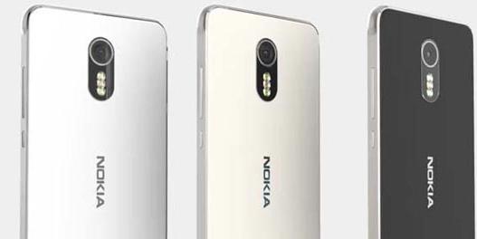 Nokia 6  MWC2017