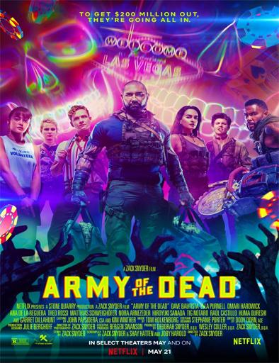 Bajar pelicula El ejército de los muertos por mega