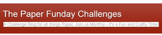The Paper Funday Challenge